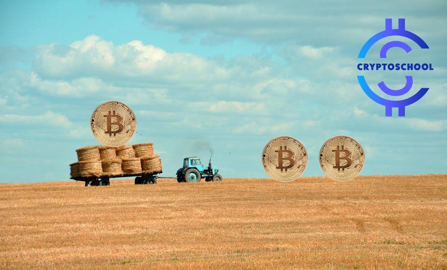 wat is yield farming