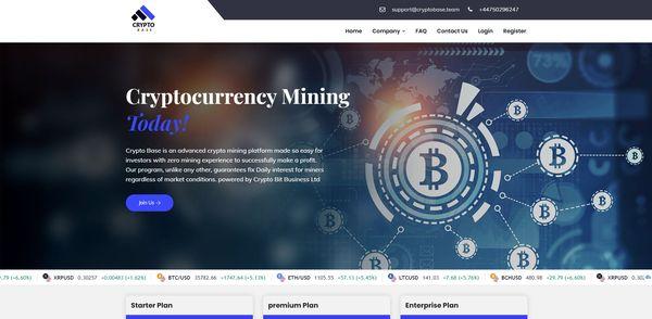 CryptoBase ponzifraude