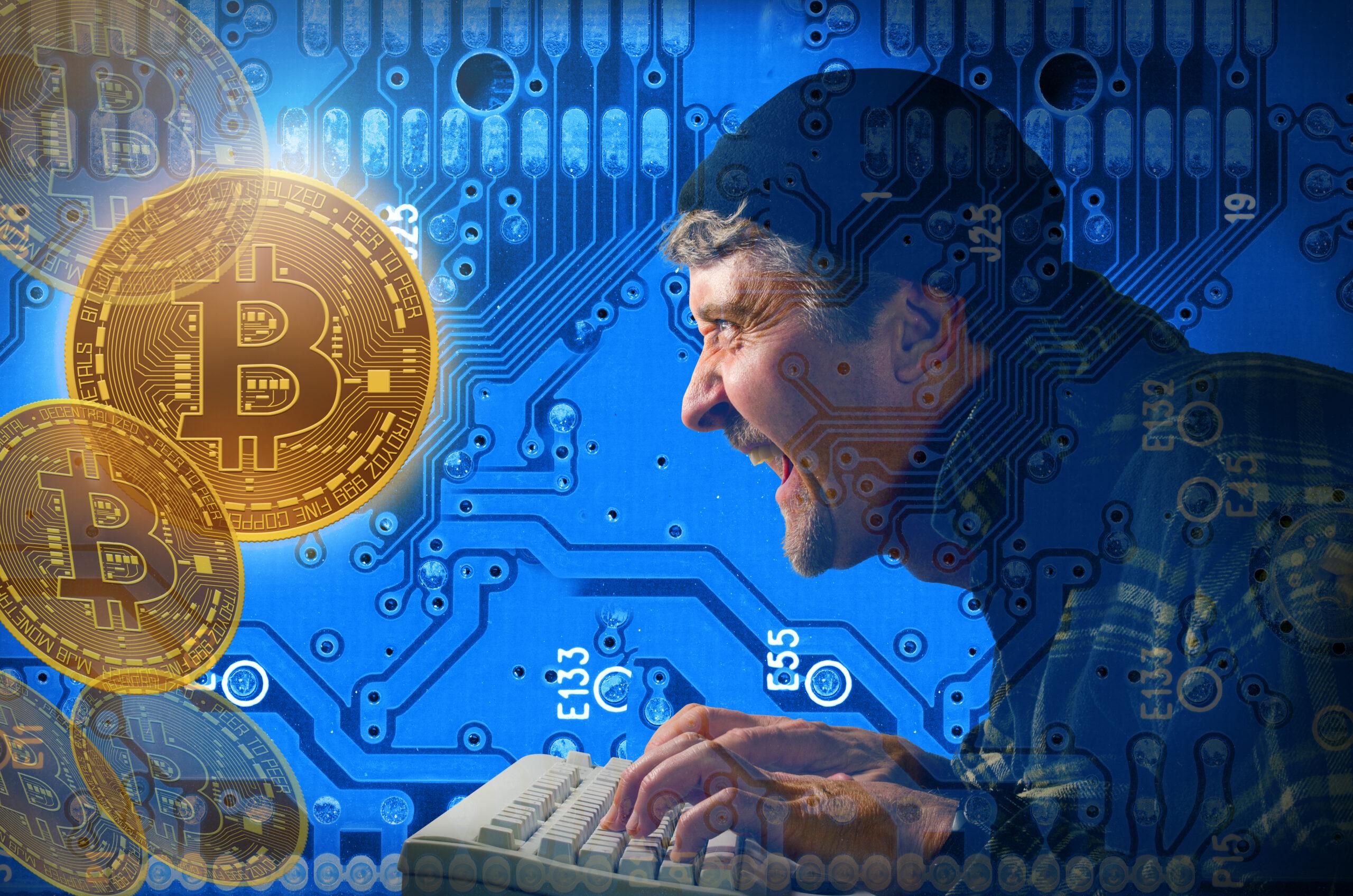 cryptocurrency oplichterij