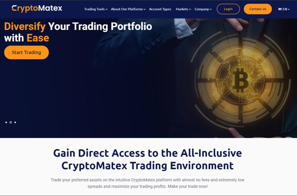 Cryptomatex oplichters
